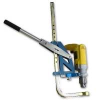 Strong Arm 5 HD Portable Drill Press with Drill