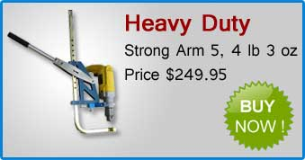 Portable Drill Press, Strong Arm 5 HD