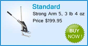 Portable Drill Press. Strong Arm 5 Standard